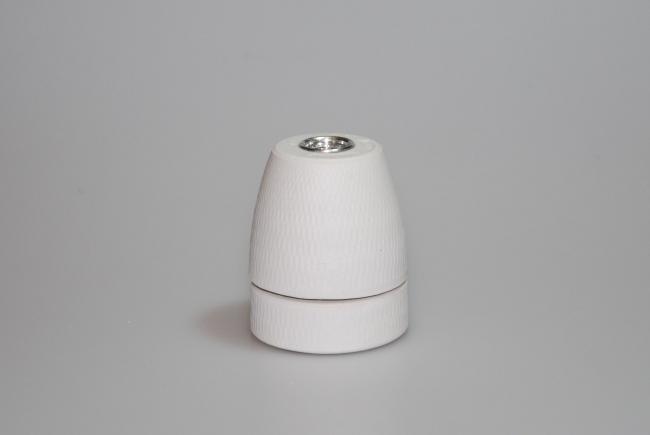 Porcelænsfatning E27, www.sommerlight.dk
